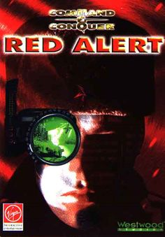 Command and Conquer - Red Alert Games Box, Old Games, News Games, Merida, March Themes, Command And Conquer, Retro Video Games, Retro Games, First Game
