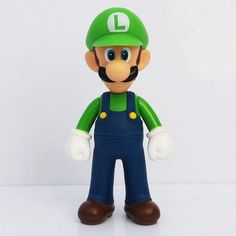Super Mario Bros. Game Anime Action Figure Yoshi Model Toy Doll Toy - Green ,Red