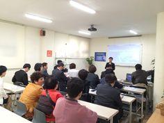 4월 첫주 세미나 Jeunesse global korea 대구교육센타...주네스 보상플랜설명에 열정을 다하는 이임진원장님...