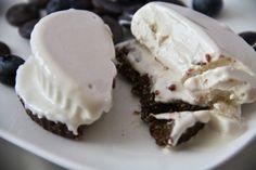 no-bake chocolate cheesecake bites