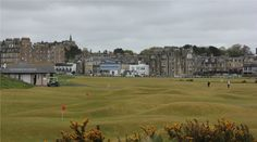 Old Course - St. Andrews, Scotland