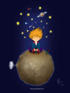 5 Amazing Life Lessons from The Little Prince http://attitudes4innovation.com/5-life-lessons-from-the-little-prince/