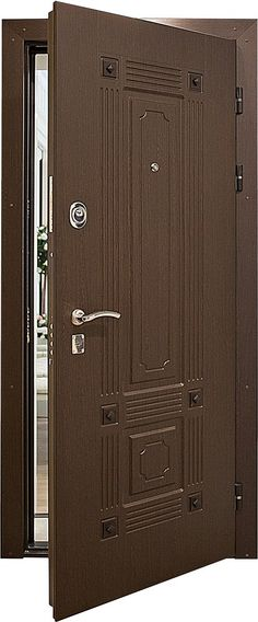 Steel entry door \