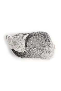 Rise and Fall Sleeping Fox Pillow