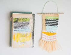 Journal to Weaving I | Flickr - Photo Sharing!