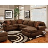 Found it at Wayfair - Chelsea Home Vera Sectional