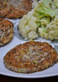 Cantinho Vegetariano: Hambúrguer de Batata e Portobello (vegana)