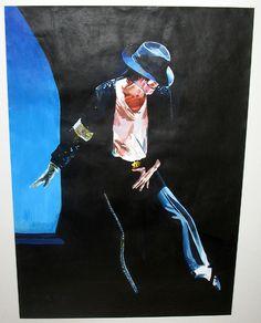 Michael Jackson Paintings