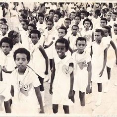 Somali, African History, East Africa, Old Pictures, School, Education, Antique Photos, Old Photos, Onderwijs