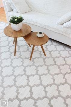 Olohuoneen uusi matto, Mattokymppi | Dekottaa