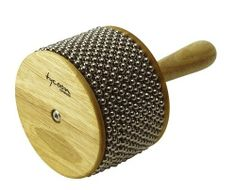 Tycoon Percussion Small Cabasa - Natural by Tycoon Percussion. $24.05. Tycoon Percussion TSA-SN Small Cabasa in natural finish is constructed with a ridged stainless steel shell surrounded by loops of steel-bead chains. The cabasa produces rhythmic shaking and rattling sounds. Tycoon Cabasas are available in 3 sizes; small, medium and large as well as in 3 colors; natural, brown and black.