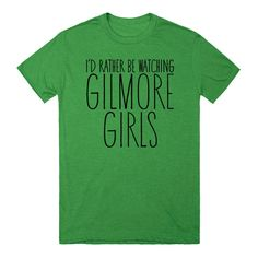 I'D Rather Be Watching Gilmore Girls