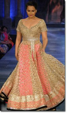 Manish Malhotra - Bridal Collection -Sonakshi-Sinha_09
