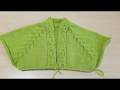 Raglan tricotat. Cardigan tricotat. - YouTube Hand Knitting, Cardigan, Youtube, Pullover, Fashion, Tela, How To Knit, Sweater Vests, Ponchos
