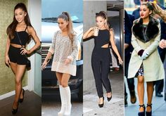 Looks Ariana Grande