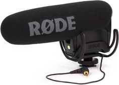 The -Rode VideoMic Pro Rycote- is pretty much the standard for on-camera mics and it's for one reason only: it sounds great without any post processing. There are many things I dislike (the 9V battery, poor shielding), but I've yet to find a better option (AT8024 seems interesting).