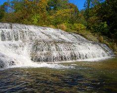 Richmond Indiana, Waterfall Rd.