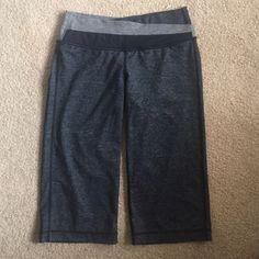 Lululemon Crop Shorts Size 6 Lululemon Crop Shorts Size 6. Worn a couple times but in fabulous condition. lululemon athletica Shorts
