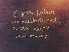 vinicius de moraes | Tumblr