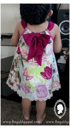 """diy_crafts-DIY - Toddler - Pillow Case Dress """"DIY Pillowcase dress - Love the bow in the back!"""", """"Toddler dress from a pillow case"""", """"Love Toddler Dress Patterns, Girl Dress Patterns, Coat Patterns, Sewing Patterns, Skirt Patterns, Blouse Patterns, Pillowcase Dress Pattern, Pillowcase Dresses, Peasant Dresses"""