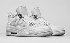 Air Jordan 4 Pure Money (2017) • KicksOnFire.com