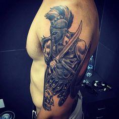 spartan tattoo17