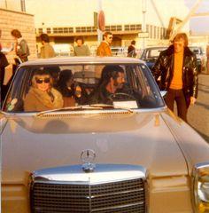 Chuck berry in Merco Automobile, Celebrity Cars, Joe Perry, Chuck Berry, Lyon France, The Beach Boys, Joan Jett, Car Makes, Bob Dylan
