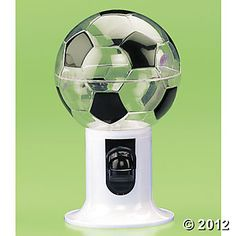 Coach gift made at paint a piece in commack teacher gifts soccer ball gumball machines coaches gift negle Choice Image