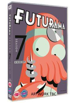 Futurama - Season 7 [DVD] [2014]