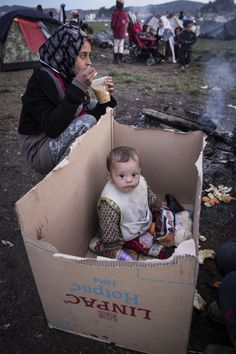This picture reveals the horrible living conditions of Syrian Refugees. Small, innocent children have to endure these conditions. I chose this image because I think it shows how hard life is for the refugees. We Are The World, People Around The World, Refugees Syria, Mundo Cruel, Refugee Crisis, Refugee Camps, Save The Children, Syrian Children, Children Of Syria