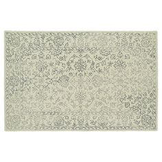 Kaleen Montage Floral Traditional Wool Rug,