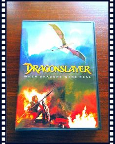 #eBay #generationx #movies DRAGONSLAYER DVD 1981 Fantasy Dragons Magic Disney Film #PeterMacNicol #1980s