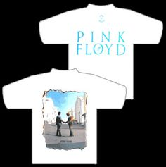 Pink Floyd Man on Fire - Wish You Were Here Shirt