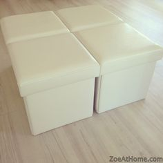 Small Space Living Part 2: My Lego Furniture Theory « ZoeAtHome.com