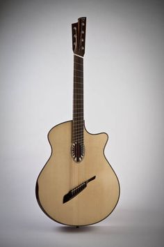 2GS Steel-String Guitar model by Beardsell Guitars. Made by luthier Allan Beardsell of Beardsell Guitars from Winnipeg, Manitoba province in Canada.