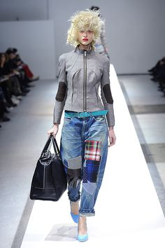 JUNYA WATANABE COMME des GARCONS 2013AWコレクション Gallery9