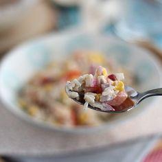 Salad Dressing Recipes, Yams, Entrees, Potato Salad, Food And Drink, Menu, Healthy Recipes, Homemade, Cooking