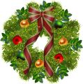 Free Christmas Graphics  Transparent PNG files and Paint Shop Pro Tubes
