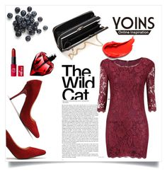 """Yoins 2.34"" by amra-mak ❤ liked on Polyvore featuring yoins"