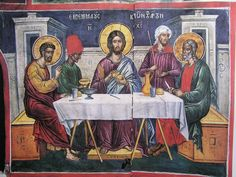 249 Orthodox Icons, Christian Art, Byzantine, Fresco, Saints, Scene, Illustration, Movie Posters, Painting