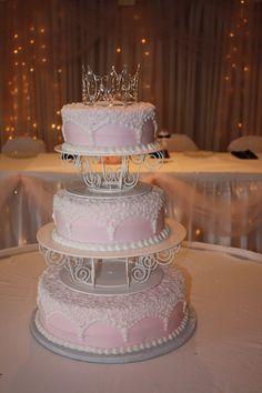 Cute Sweet 15th birthday cake CAKES Pinterest 15th birthday