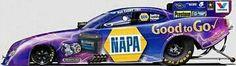 Ron Capps Napa Funny Car