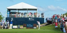 Who do you think will take home the win at this year's #PGATOUR round at #Mayakoba #Golf Course, El Camaleón?