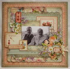 Aspiring to Creativity: 58th Anniversary - My Mom & Dad
