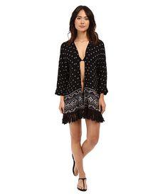 7040452e4e Roxy dreamin beach kimono cover up at 6pm.com