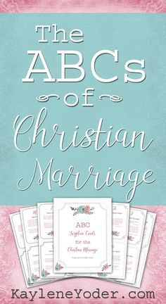 These Scripture Cards for the Christian Marriage make unique gifts as well as help you brush up your perspective in your marriage. Just print, cut, and place on a book ring or in a tin for a beautiful gift or a handy reminder for yourself.