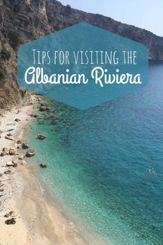 The Albanian Riviera is beautiful and barely known. If you are thinking of traveling the Balkans, you can't miss these beautiful beaches in Albania. Read on to learn the best beaches in Albania – including a secret beach you won't find on any map! Europe Travel Tips, Travel Advice, Travel Destinations, Travelling Europe, Travel Hacks, Holiday Destinations, Travel Ideas, Travel Guide, Albania Travel