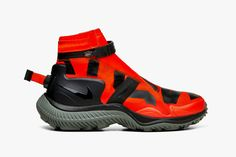 Buy and sell authentic Nike Gaiter Boot Team Orange shoes and thousands of other Nike sneakers with price data and release dates. Designer Sneakers Mens, Designer Shoes, Fashion Boots, Sneakers Fashion, Sneakers Nike, Baskets, Nike Boots, Orange Shoes, Moda Masculina