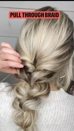 Work Hairstyles, Easy Hairstyles For Long Hair, Pretty Hairstyles, Formal Hairstyles, Braids For Wavy Hair, Easy Morning Hairstyles, Simple Hairstyles For School, Easy Wedding Hairstyles, Easy Homecoming Hairstyles