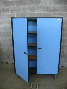 Double Sided School Cabinet | Second Use, Seattle: Building Materials, Salvage, & Deconstruction